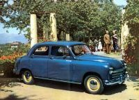 Фиат 1400 1950г.