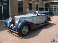 Бентли 4.25 литра 1936г