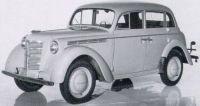 Опель Кадетт 1938