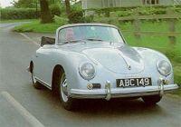 Порше 356А